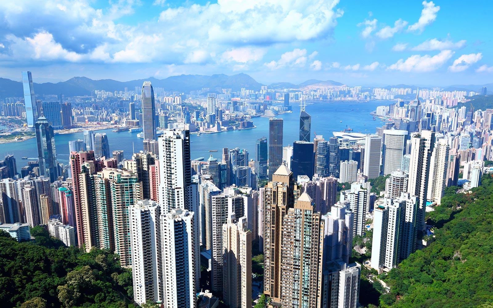 Hong Kong kjønn video
