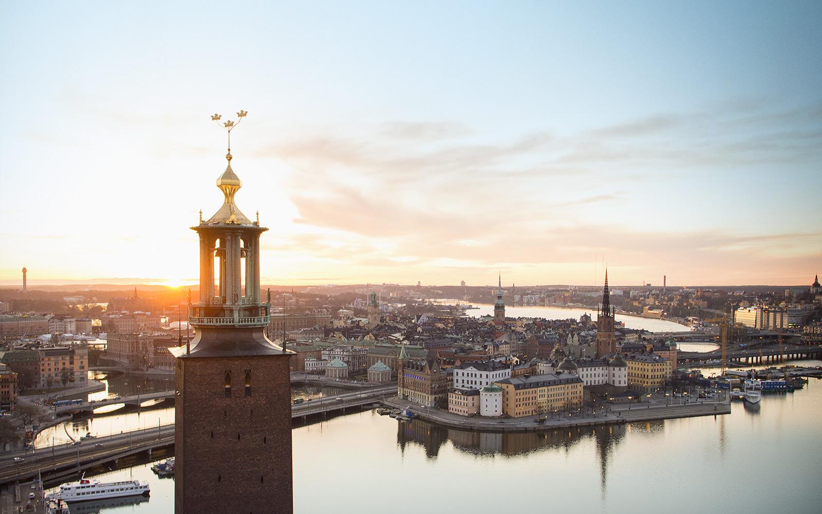 sas flyg göteborg stockholm
